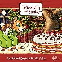 Eine Geburtstagstorte für die Katze (Pettersson und Findus 1) Hörbuch