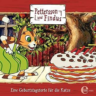 Eine Geburtstagstorte für die Katze (Pettersson und Findus 1) Titelbild
