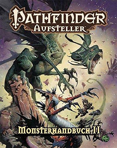 Pathfinder Aufsteller: Monsterhandbuch 2