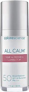 Colorescience All Calm Clinical Redness Corrector SPF 50 For Women Sunscreen, 30 ml