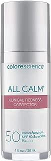 Colorescience All Calm Clinical Redness Corrector, Broad Spectrum SPF 50, 1 Fl Oz
