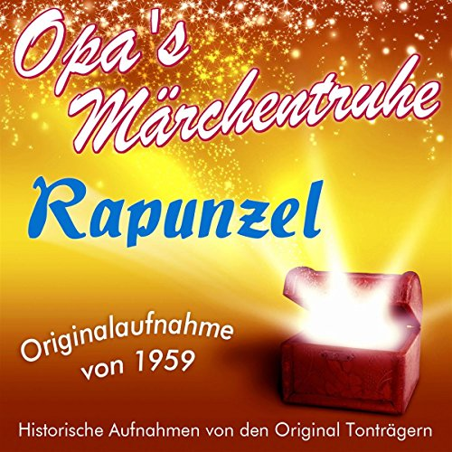 Rapunzel (Opa's Märchentruhe) audiobook cover art