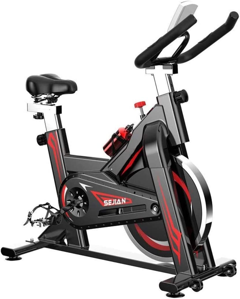 KDKDA New Shipping Free Shipping Folding Upright Exercise Bike Silent Max 77% OFF Cycling I Indoor
