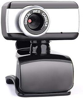 غطاء كاميرا الويب USB 2.0 HD Camera With Microphone For Computer PC Laptop Desktop كاميرا ويب عالية الدقة (Color : 01)
