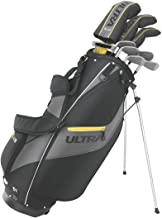 Wilson Golf Ultra Plus Package Set, Men's Right Handed