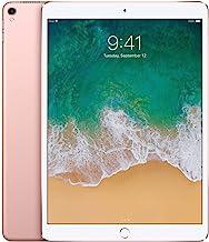 Apple iPad Pro 10.5in with ( Wi-Fi + Cellular ) - 64GB, Rose Gold (Renewed)