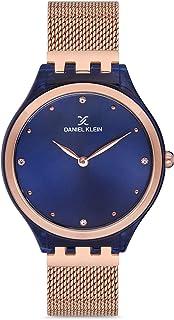 Womens Wrist Watch (DK12614) - Mesh Strap - 36mm Analog...