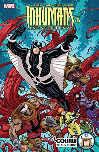 Inhumans: Once And Future Kings (2017) #5 (of 5) (English Edition)