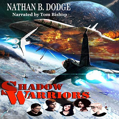Shadow Warriors audiobook cover art