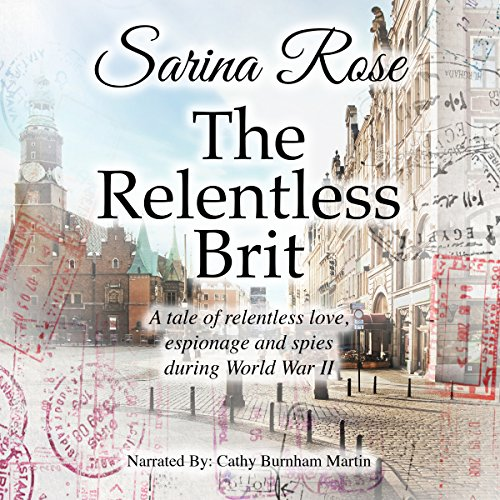 The Relentless Brit  By  cover art