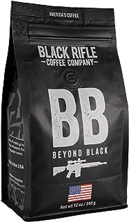 Sponsored Ad - Black Rifle Coffee Ground (Beyond Black (Dark Roast), 12 Ounce)