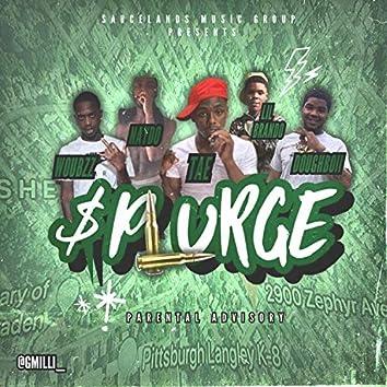 Splurge (feat. Doughboii, Lil Brando, Tae & 9naydo)