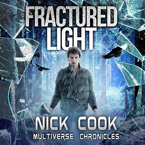 Fractured Light audiobook cover art