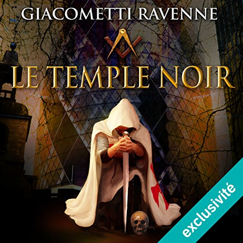 Le temple noir audiobook cover art