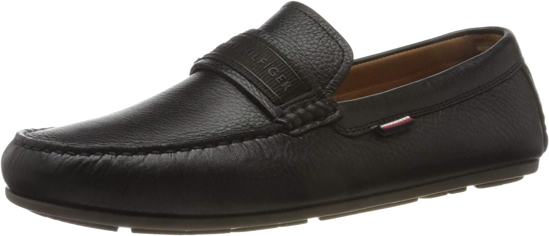 Tommy Hilfiger Andrew 24a, Zapato del Barco Hombre
