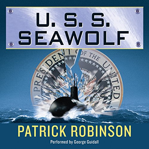 U.S.S. Seawolf audiobook cover art