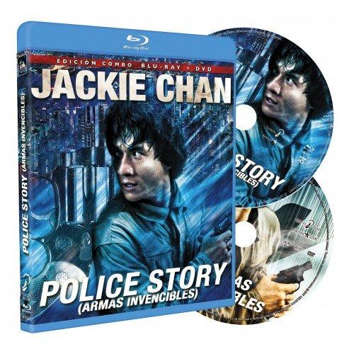 Police Story: Armas Invencibles - Cb [Blu-ray]