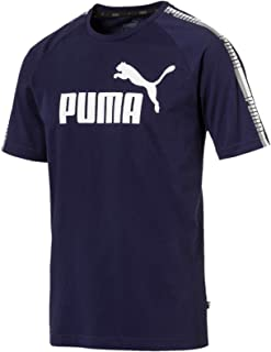 PUMA Men's Tape Logo Tee