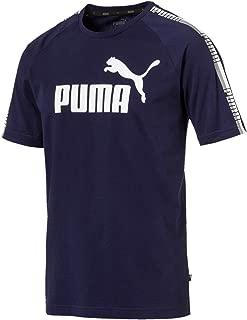 PUMA Men's Tape Logo Tee