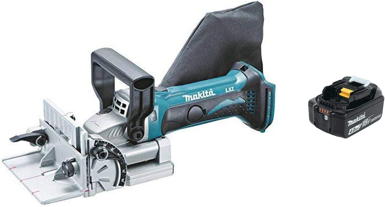 Makita XJP03Z 18V LXT Lithium-Ion Direct Portland Mall store Plate BL1840 Joiner Cordless