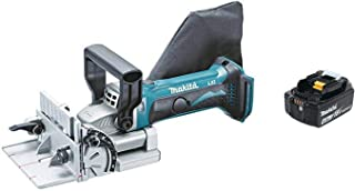 Makita XJP03Z 18V LXT Lithium-Ion Cordless Plate Joiner & BL1840B 18V LXT Lithium-Ion 4.0Ah Battery