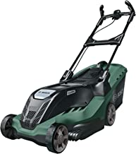 Sponsored Ad – Bosch 06008B9273 Lawnmower AdvancedRotak 650 (1700 Watts, Cutting Width: 40 cm, Lawns up to 650 m², in Cart...