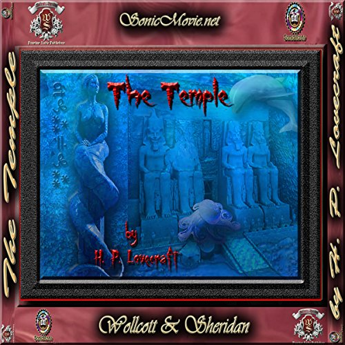 The Temple Audiobook By H. P. Lovecraft cover art