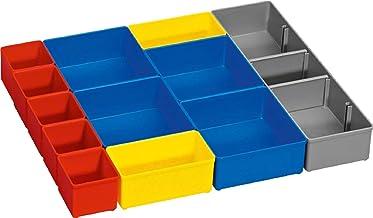 Bosch Professional dozen voor het opbergen van kleine onderdelen, i-BOXX 53 inzetbakje Set 12 stuks Professional