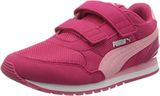 PUMA ST Runner v2 Mesh V PS Moda Ayakkabılar Unisex Çocuk