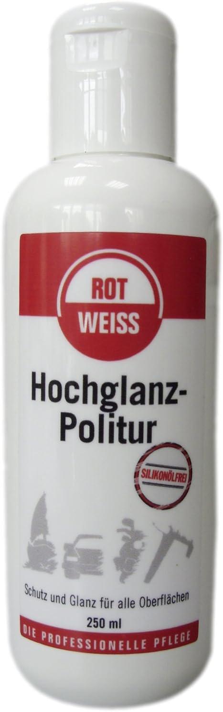 Rotweiss 4100 Hochglanzpolitur Auto
