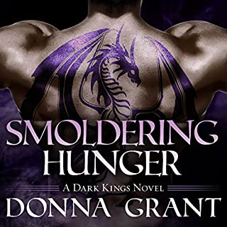 Smoldering Hunger     Dark Kings Series #8              Written by:                                                                                                                                 Donna Grant                               Narrated by:                                                                                                                                 Antony Ferguson                      Length: 9 hrs and 52 mins     Not rated yet     Overall 0.0