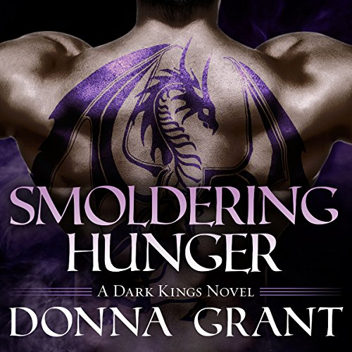 Smoldering Hunger audiobook cover art