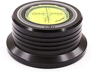 Viborg Black 60HZ 280g Record Weight LP Disc Stabilizer Turntable Vinyl Clamp HiFi