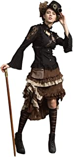 Best pirate skirt costume Reviews