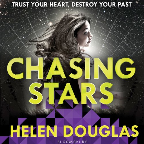 Chasing Stars audiobook cover art