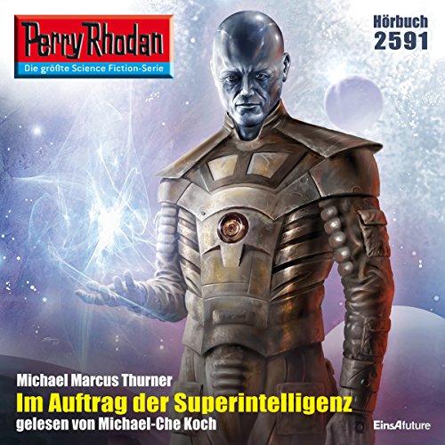 Im Auftrag der Superintelligenz Titelbild