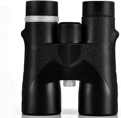 JumellesTT Vision Nocturne Haute Puissance Faible luminosité étanche à l'azote armée HD Jumelles 10  42