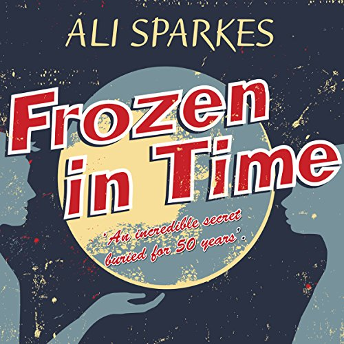 Frozen in Time audiobook cover art