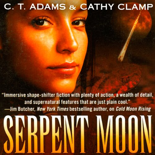 Serpent Moon cover art