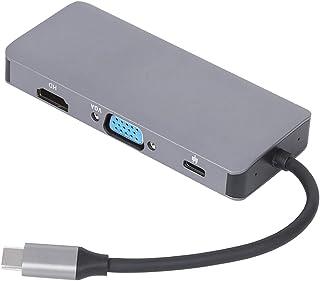 Type-C Hub Type-C Converter Lätt 1000 Mbps Liten storlek