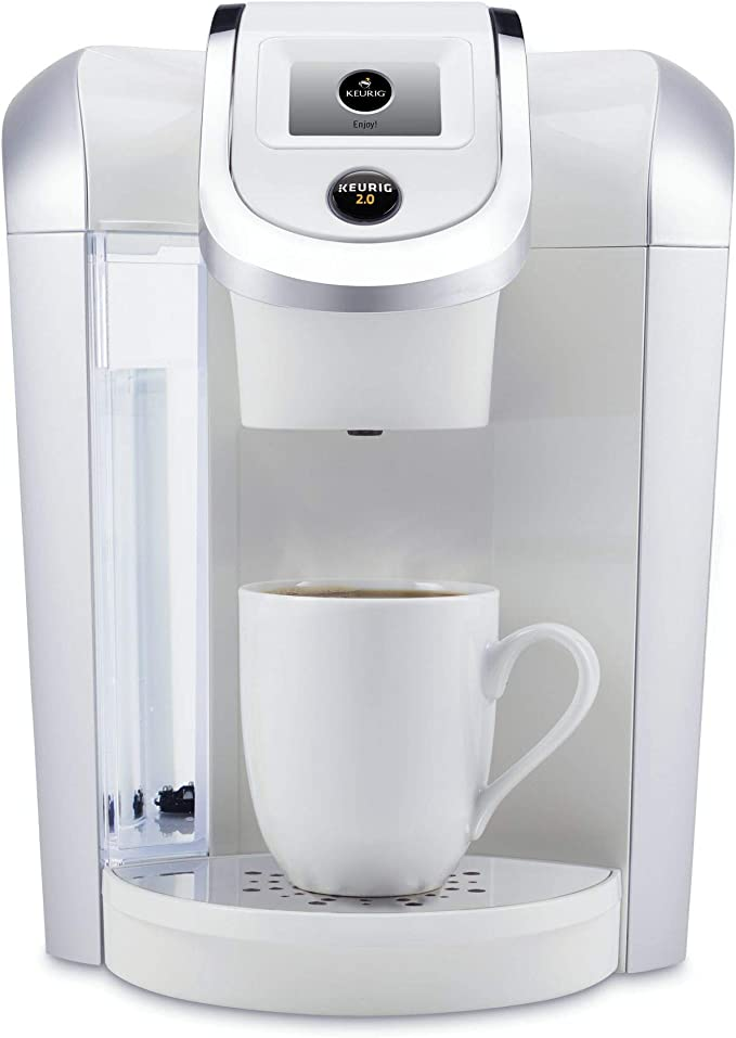 Kitchen & Dining Single-Serve Brewers Keurig K400 Coffee Maker Red ...