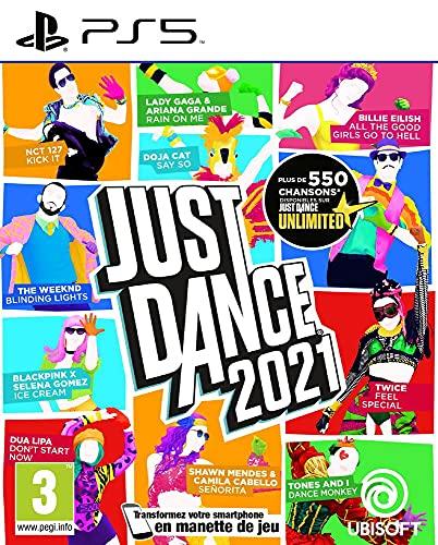 Just Dance 2021 (PS5) [Importación francesa]