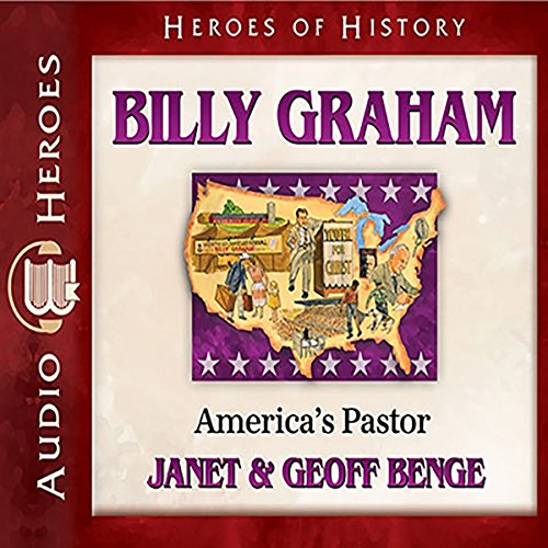 Bill Graham (Heroes of History) audiobook cover art