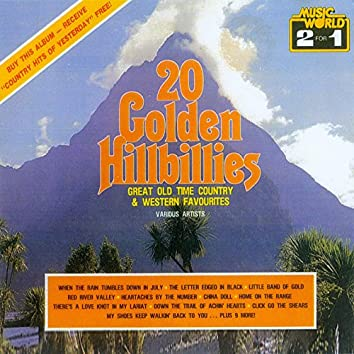 20 Golden Hillbillies