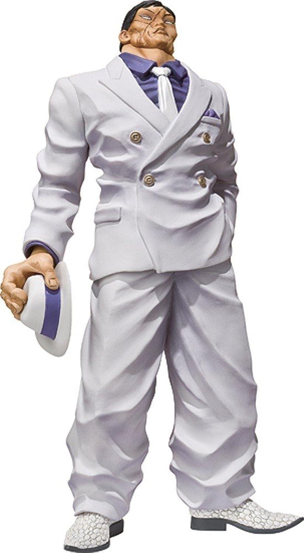 Figuarts Zero Baki the Grappler  Hanayama Kaoru (18cm Tall PVC Figure)