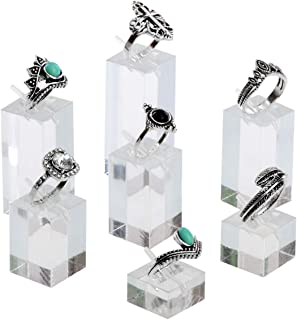 acrylic display stands for jewellery
