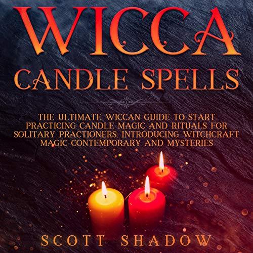 Wicca Candle Spells Titelbild