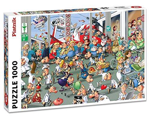 Piatnik 00 5372 Ruyer - Emergency Room Puzzle