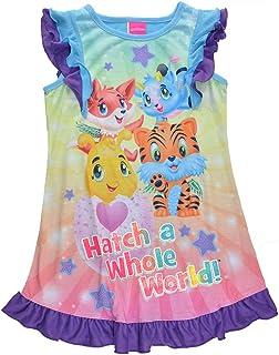 Hatchimals Girls Hatch a Whole World Toddler Pajama Dress