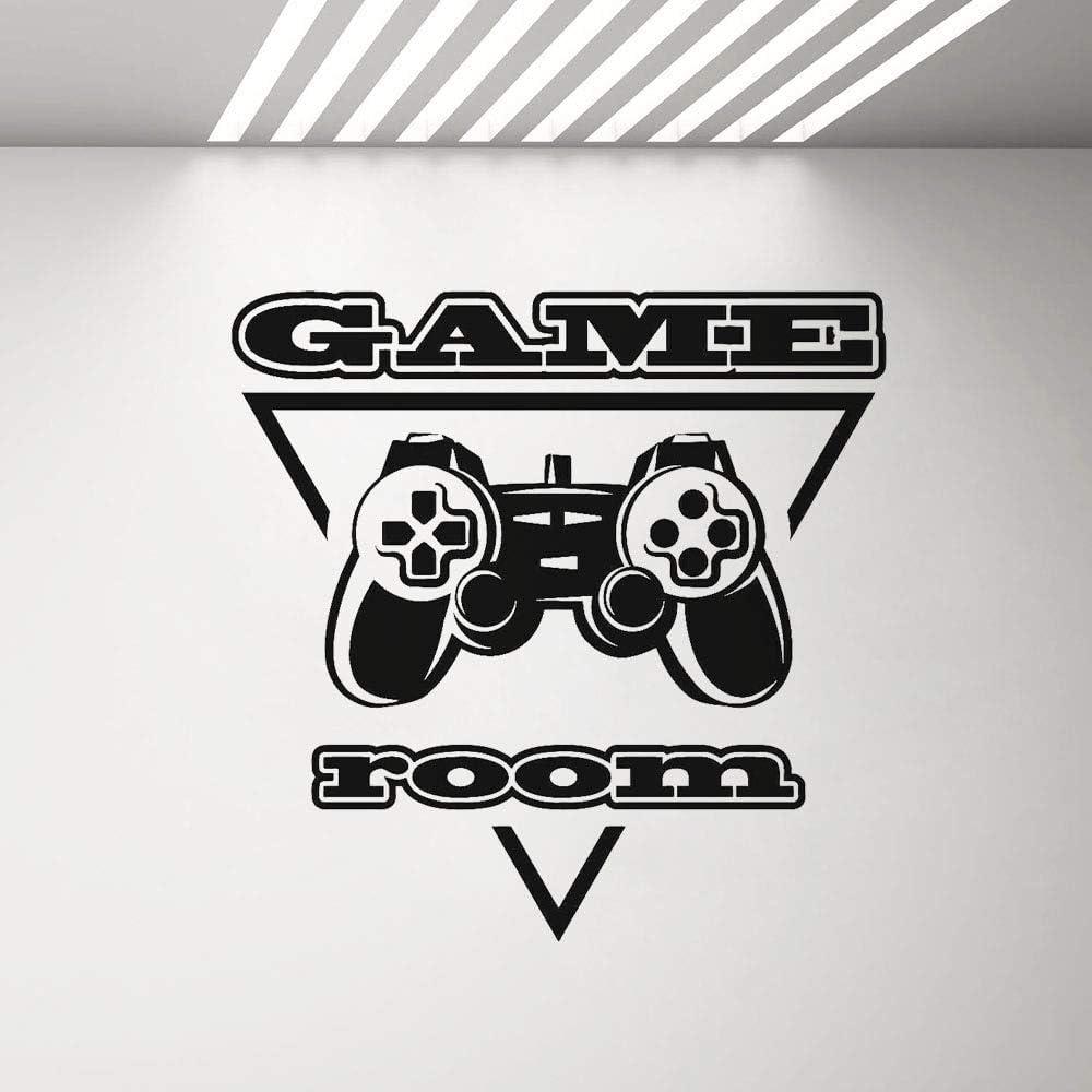 yaonuli Vinilo Adhesivo Sala de Videojuegos Sala Logo ...